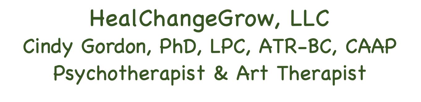 Heal Change Grow